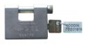 Brugt CISA hængelås inkl. 1 stk nøgle